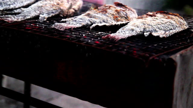 Dolly:grilled fish video