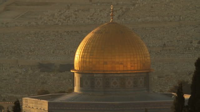 Dome of the Rock in Jerusalem video