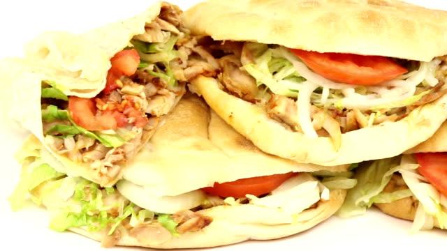 Doner and Durum Kebab
