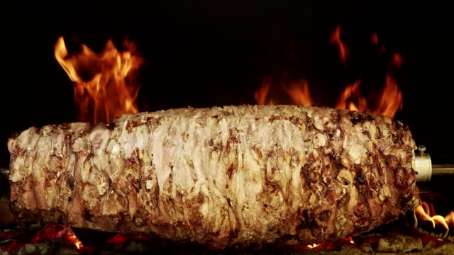 doner kebab - döner stock-videos und b-roll-filmmaterial