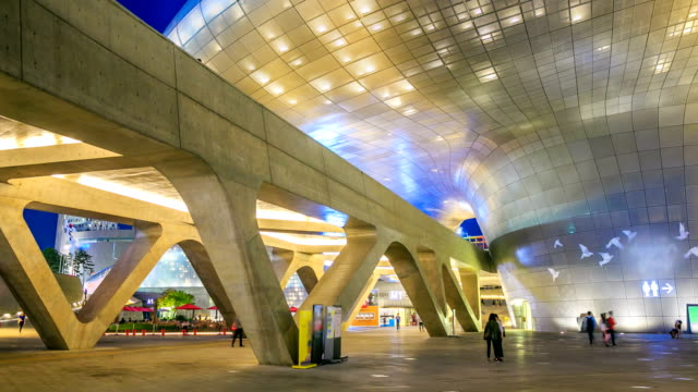 Dongdaemun Design Plaza Stadt – Video