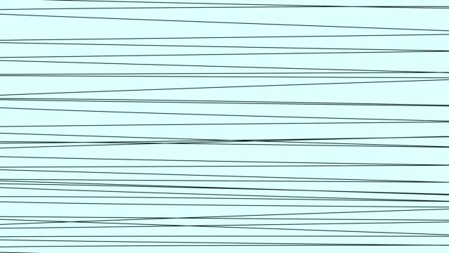 stockvideo's en b-roll-footage met doodles patroon animatie.  ritme scribbles achtergrondclip. funky visualisatie - naadloze looping. - doodles
