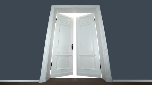 Door opening to enlightenment video