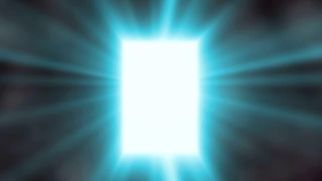 tür oder tor mit hellem licht - ewigkeit stock-videos und b-roll-filmmaterial