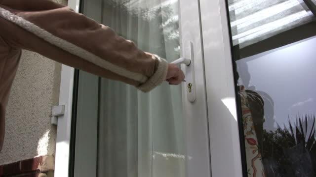 Door Unlocking video