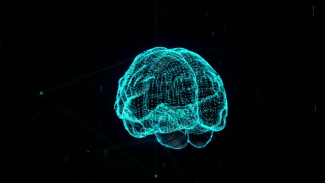 ドット接続デジタル脳、将来の人工知能を育てます。 ビデオ