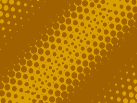 stockvideo's en b-roll-footage met ntsc dots fade on diagonal line background - halftint