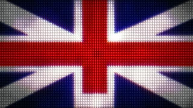Dotty Electric Union Jack HD video