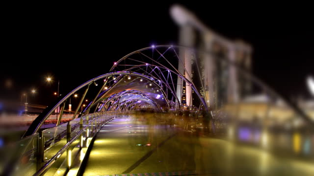 Double Helix Bridge video
