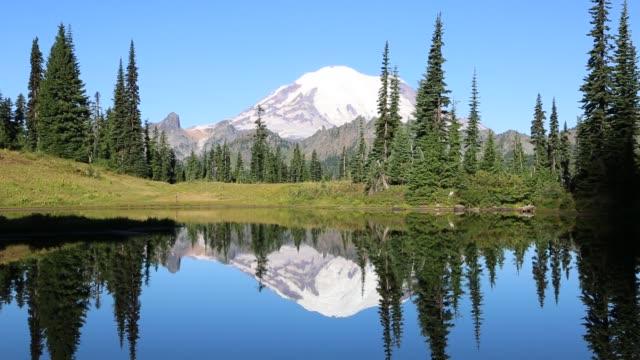 Double Mount Rainier