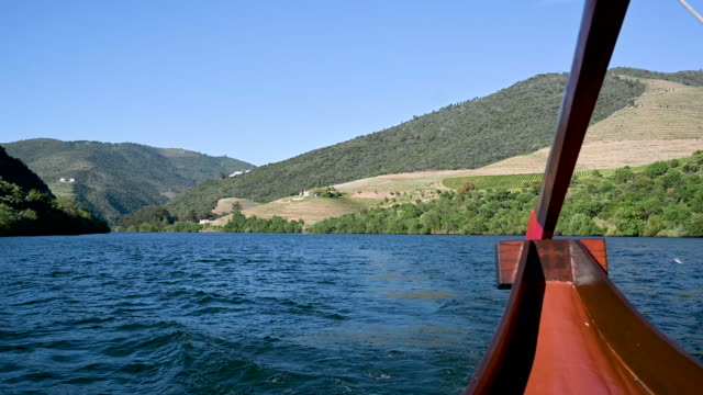 Douro River in Pinhao_Portugal