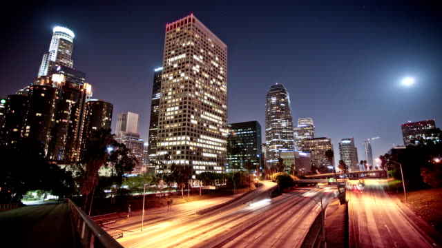 Downtown Los Angeles video