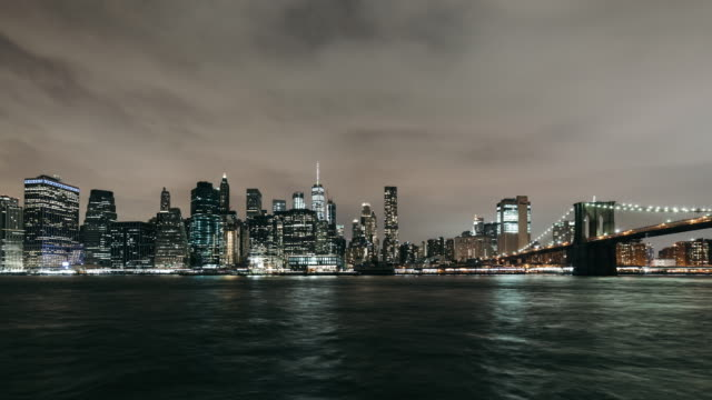 T/L ZI Downtown Manhattan / New York, USA video
