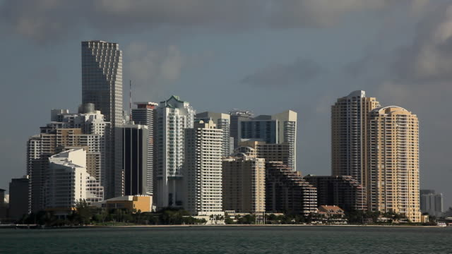 Downtown Miami  foreclosure stock videos & royalty-free footage