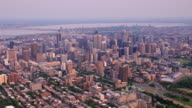 istock AERIAL Downtown Montreal, Canada 1218742064