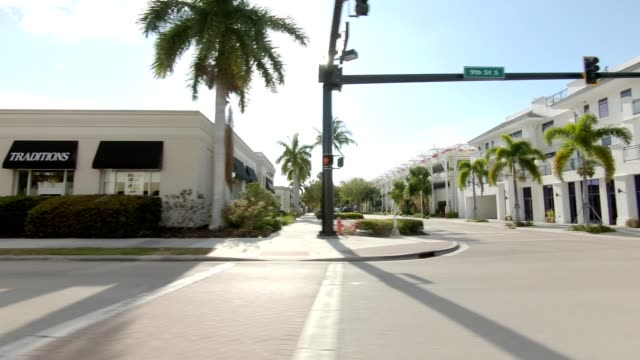 Downtown Naples XIV synced series Left view driving process plate