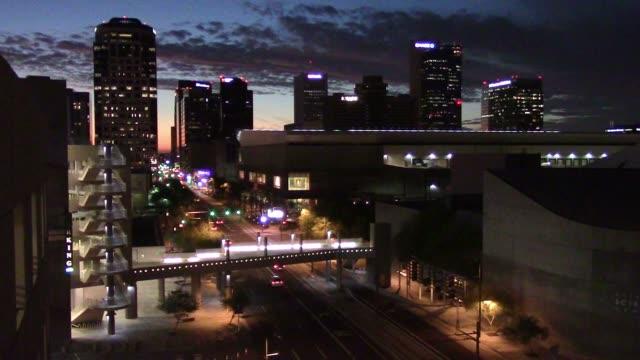 Downtown Phoenix, Arizona video