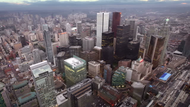 Downtown Toronto, Canada video