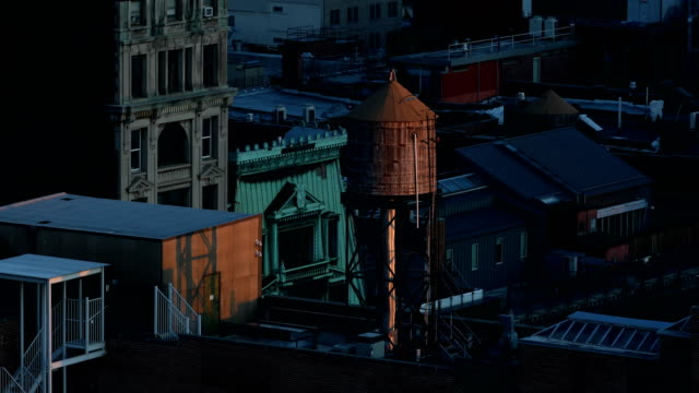 Downtown Water Towers