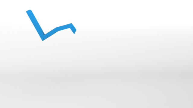 Downward Performance Chart