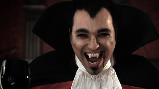 Dracula Vampire Laugh http://www.lisegagne.com/louis/characters.jpg count dracula stock videos & royalty-free footage