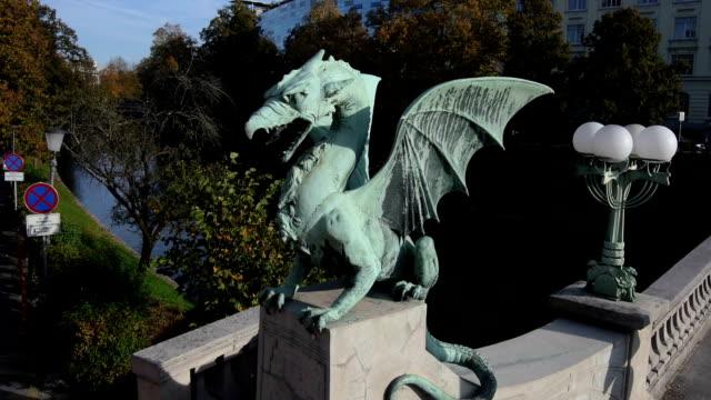 AERIAL: Dragon bridge video