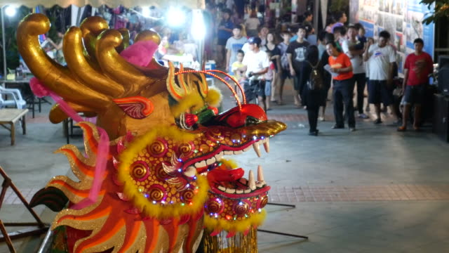 Dragon Dance's Head video