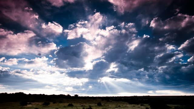Dramatic Skies video