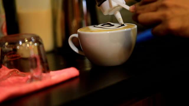 Drawing Coffee video