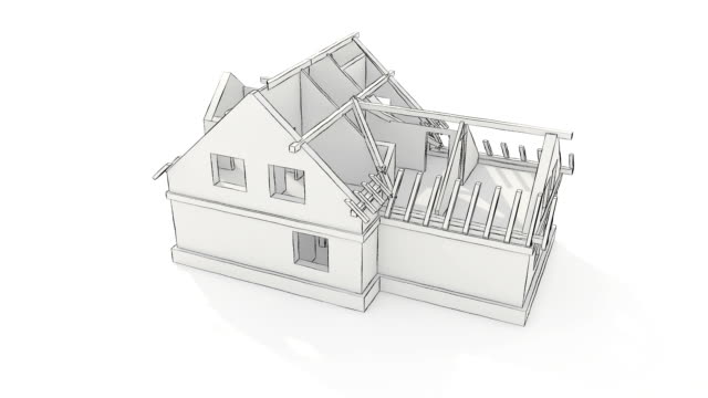 Drawn Home construction video