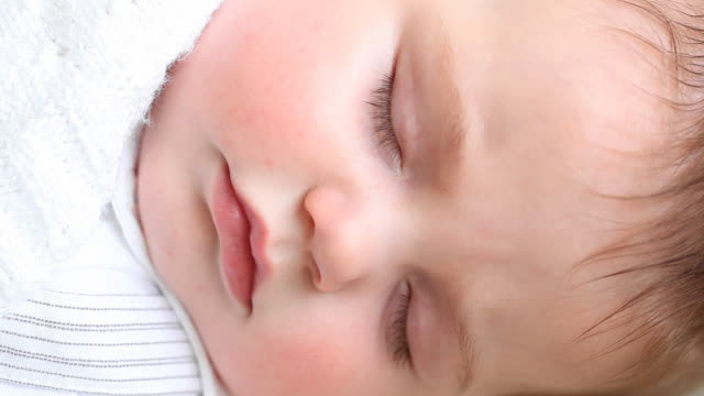 Dreaming Boy Close-Up video