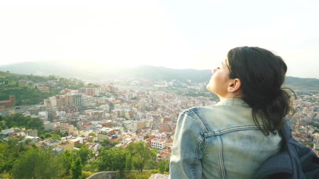 Dreamlike in Barcelona. video