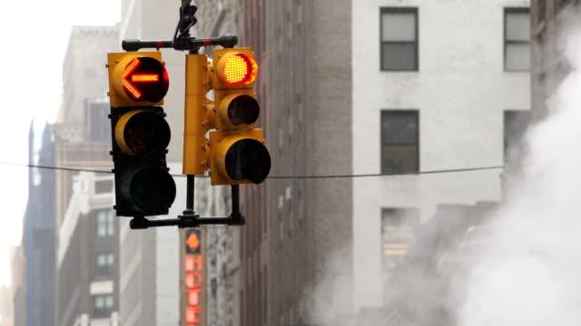 Dreary New York Scene video