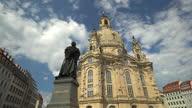 istock Dresden Frauenkirche, time lapse 1329186956