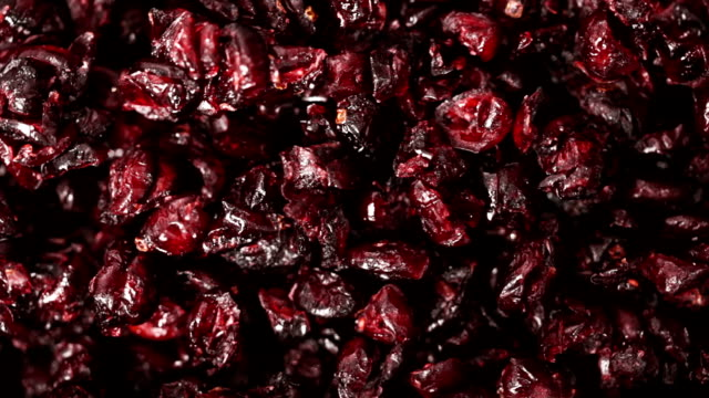 Dried cherry. Food background Dried cherry. Food background cherry stock videos & royalty-free footage