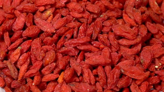 Dried Goji Berries video
