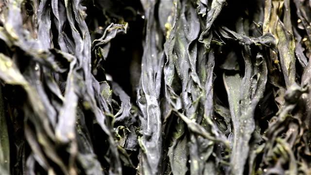 Dried Seaweed video