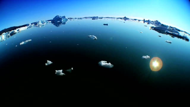 Drift Ice Produced Climate Change video