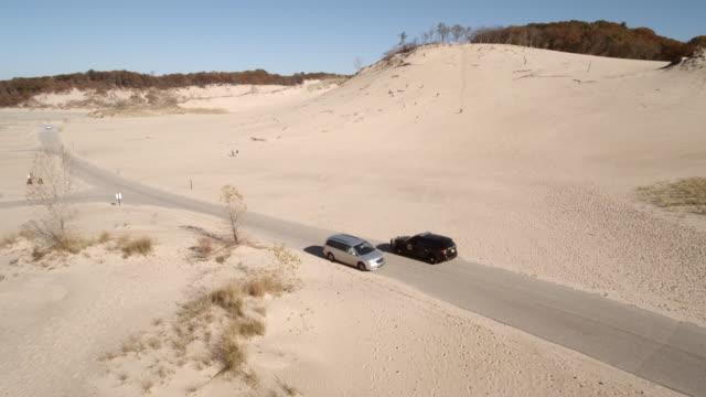Drift Over Dune