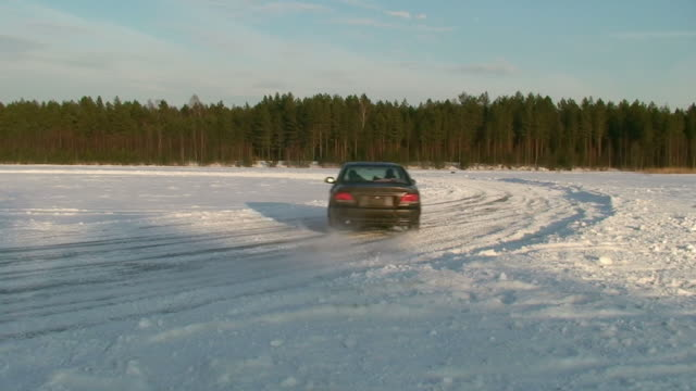 vídeos y material grabado en eventos de stock de flotando sobre hielo - nieve amontonada