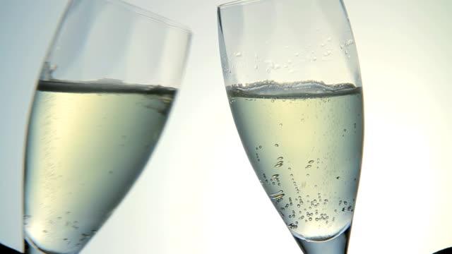 vidéos et rushes de buvez un verre - flûte à champagne