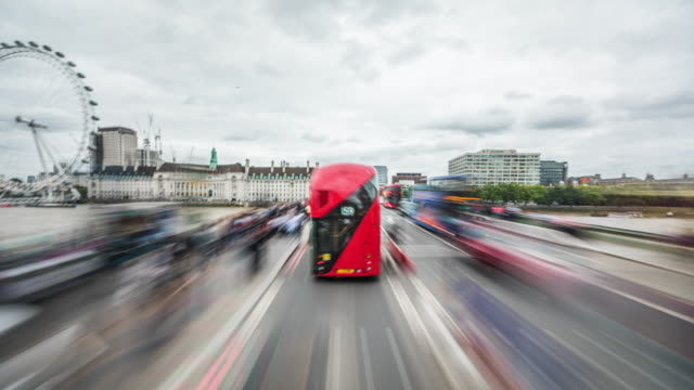 POV drive in London - Westminster