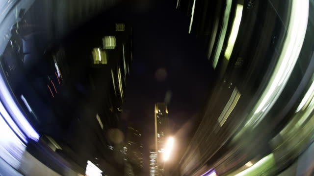 Drive through Downtown Manhattan video