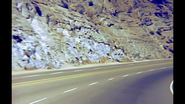drive through Yosemite NP