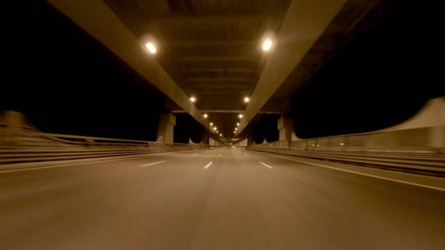 Driver's pov through Metropolitan Highway junctions. Driver's pov through Metropolitan Highway junctions. treedeo speed way stock videos & royalty-free footage