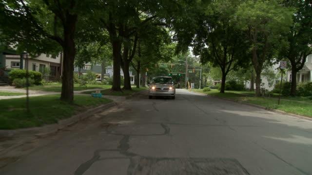 Driving 05 suburbs video