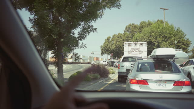 Best Traffic Jam Front View Stock Videos and Royalty-Free