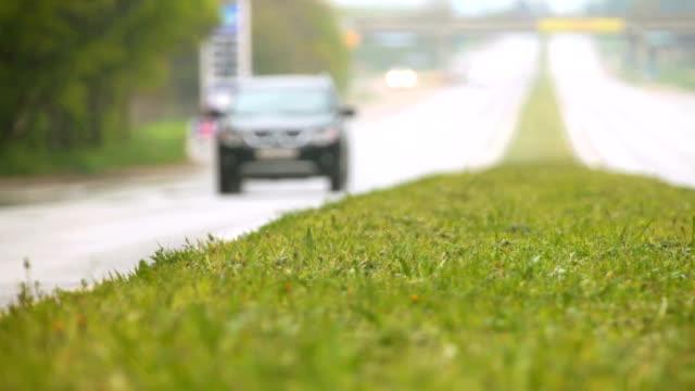Driving in  rain video