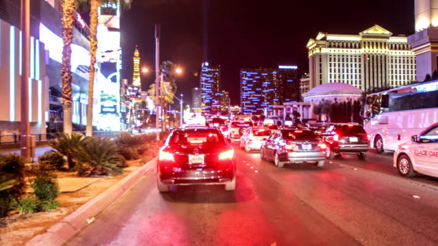 Driving Nevada Las Vegas video