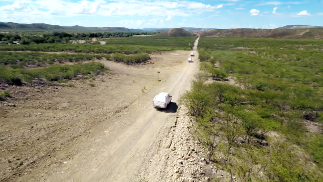 HELI Driving Off Road In Namibia video